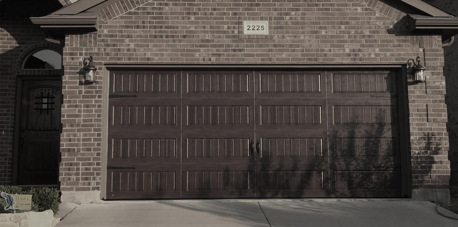 Fort Worth Garage Door Repair Sales Installation Doors
