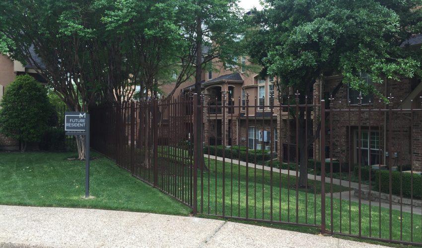 Apartment Community Gate Opener & Security